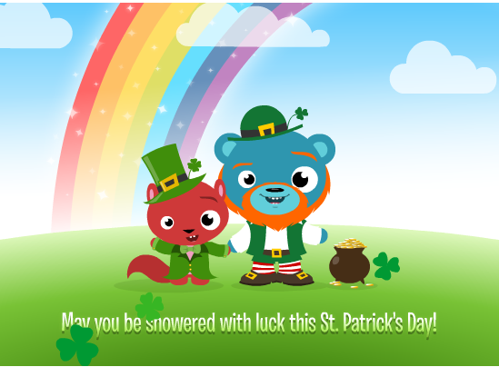 PB &amp; Jay Leprechauns