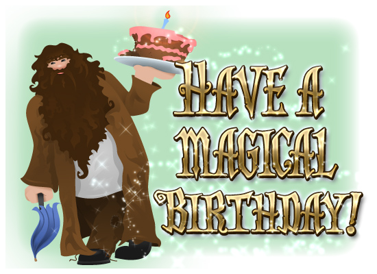 Magical Birthday