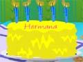 Pastel De Hermana