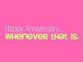 Anniversary - Stylized