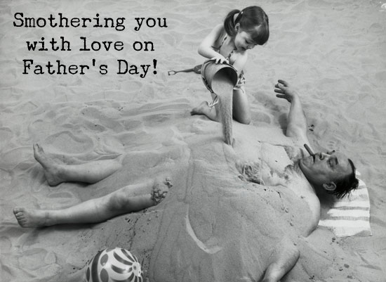 Love on Father's Day