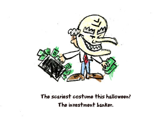 Investment Banker