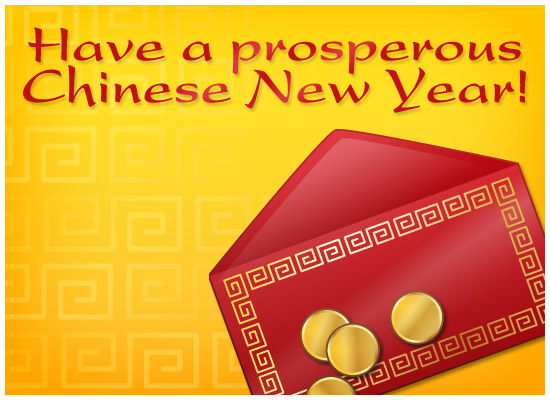 Prosperous Chinese New Year