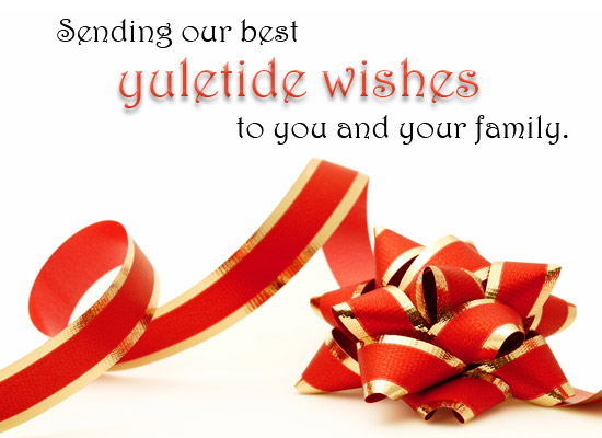 holidays wishes:
