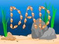 Spelling Fish Father's Day
