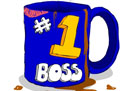 Number 1 Mug