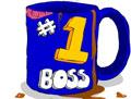 Number 1 Mug