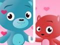 PB & Jay Valentines Hearts