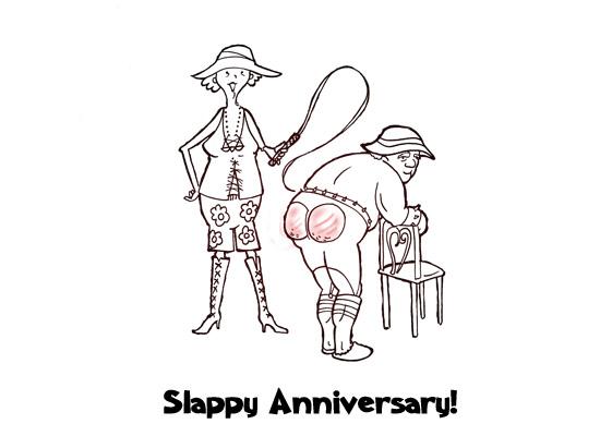 Frisky Anniversary
