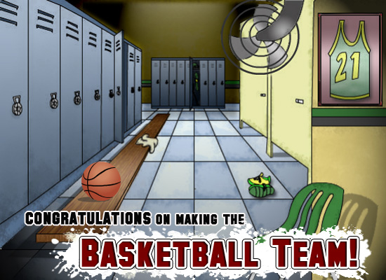 Making The Basketball Team
