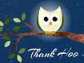 Thank Hoo Owl