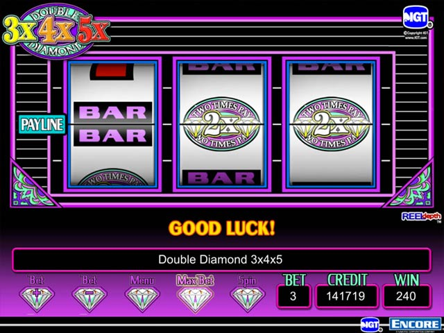 Triple Diamond Slot Machine by IGT - Play Online for Free