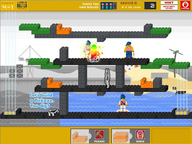 Old Lego Games Online 12