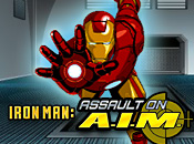 Iron Man: Assault on A.I.M.
