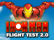 Iron Man Flight Test 2.0