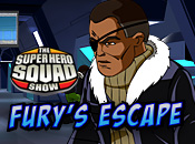 SUPER HERO SQUAD: FURY´S ESCAPE