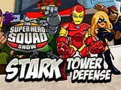 Super Hero Squad: Stark Tower Defense