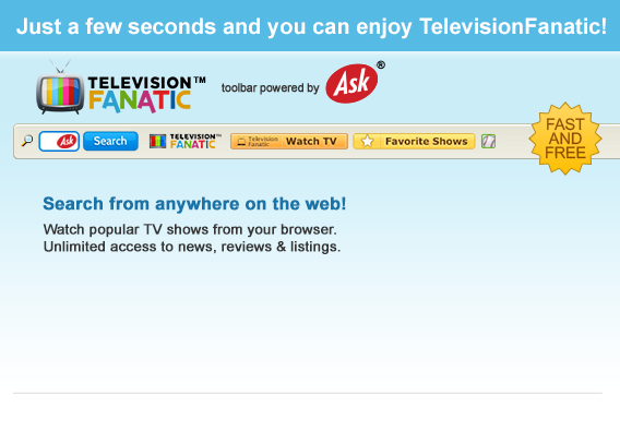 televisionfanatic gratuit